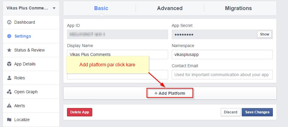 Add-platform-par-click-kare