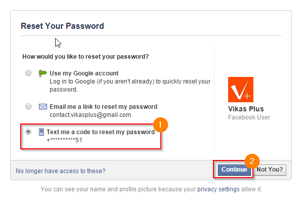 Facebook ka Password Bhul Gaye? Janiye kaise reset kare in Hindi
