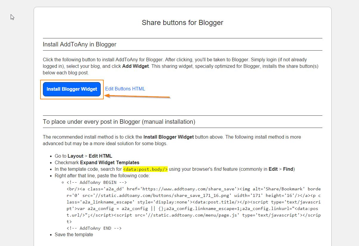 install-blogger-widget-click-kare