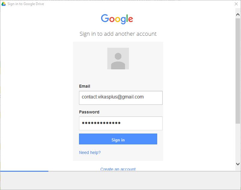 google-drive-mai-login-kare