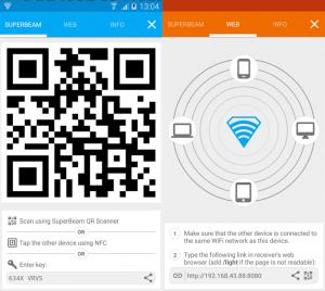 superbeam-app-fast-transfter