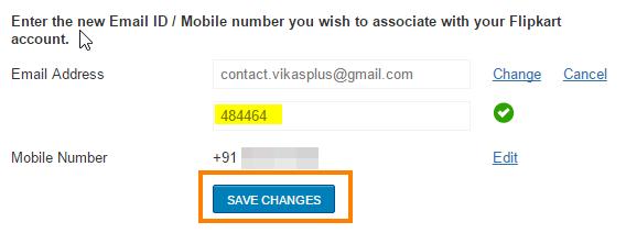 verification-code-email-flipkart