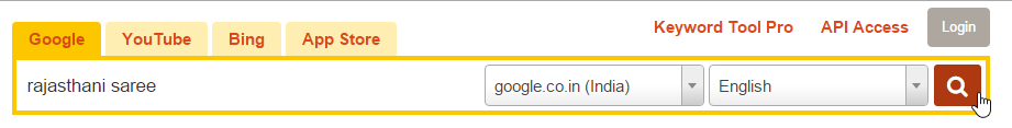 keywordtool-search-keyword
