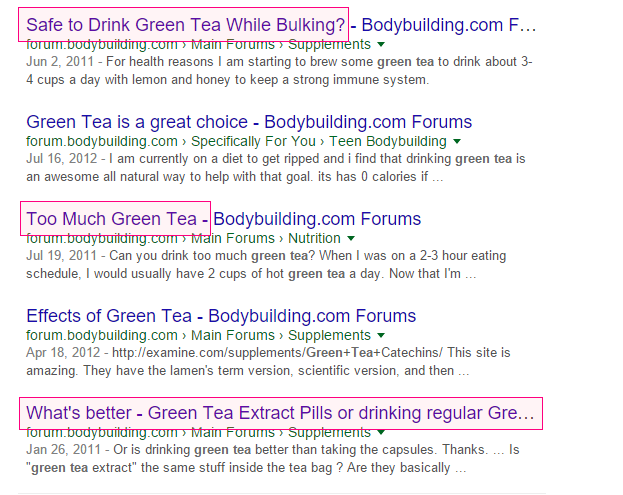 long-tail-green-tea-keyword-research-google-discussions-read-more