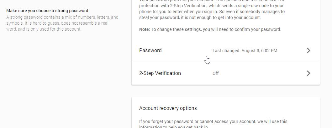 Google me 2 Step OTP verfication kaise ON kare ? in Hindi